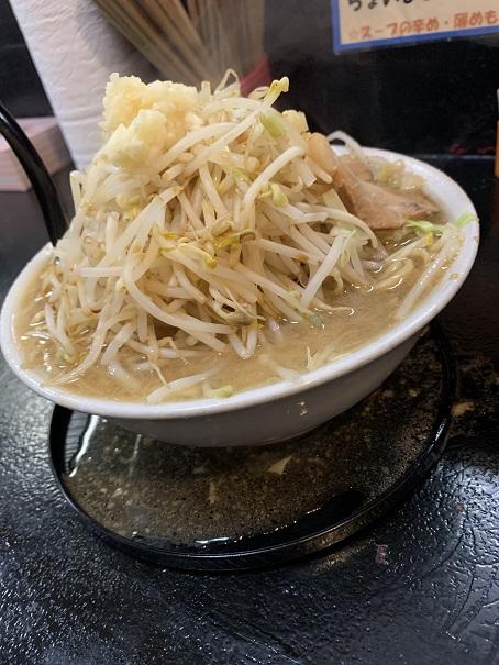 自家製太麺 ドカ盛 マッチョ
