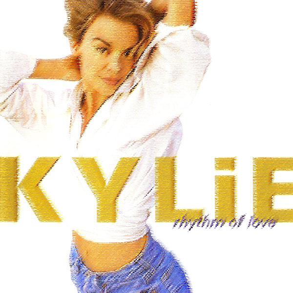 カイリー・ミノーグ Kylie Minogue Rhythm Of Love